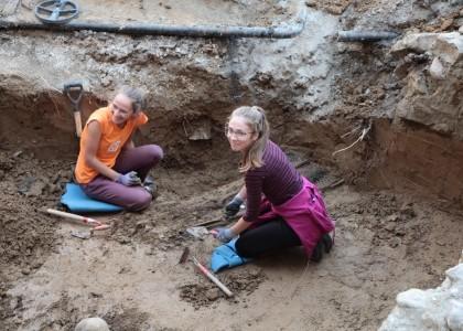 Vzácna kaplnka aj nálezy z praveku: Pri Ružičkovom dome našli významné archeologické objavy