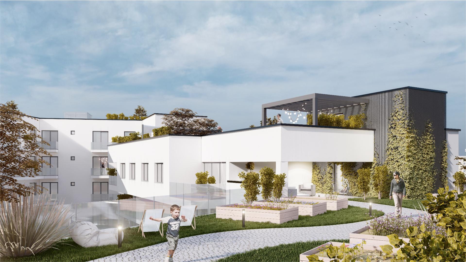 Ružičkov dom - O projekte